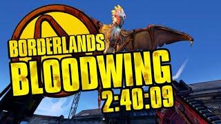 Borderlands Speedrun All Missions (Mordecai) in 2:40:09
