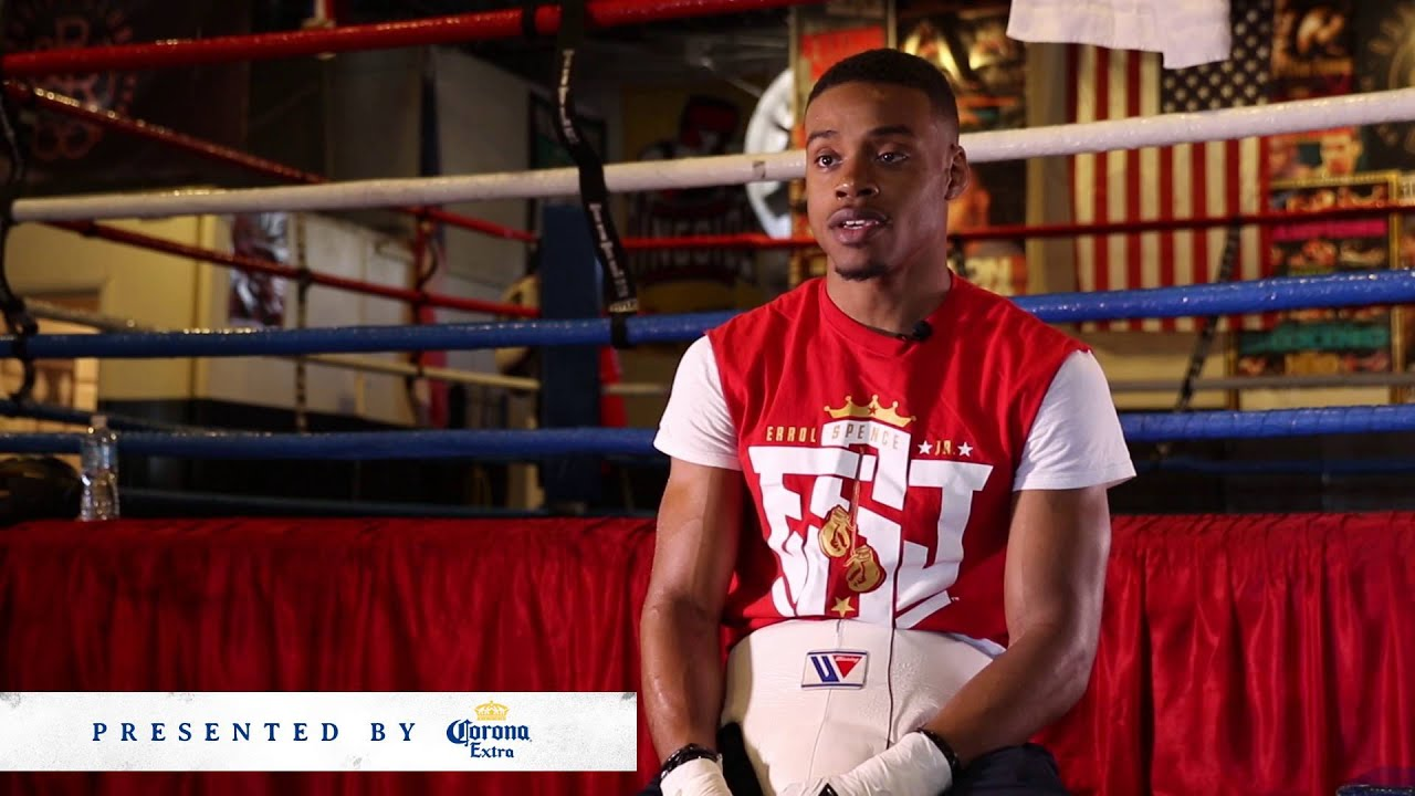 Spence Jr. vs Algieri PREVIEW: April 16 - PBC on NBC