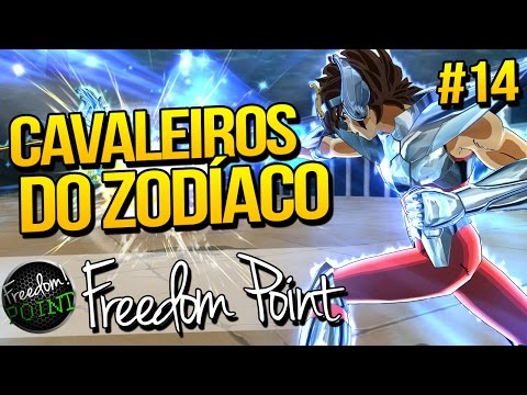 CAVALEIROS DO ZODÍACO, NEED FOR SPEED E STREET FIGHTER 5 | FREEDOM POINT