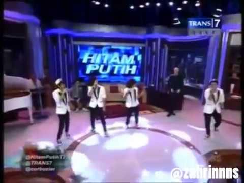 Coboy Junior - Ngaca Dulu Deh @ HITAM PUTIH 30 Juli 2013 (official video clip)