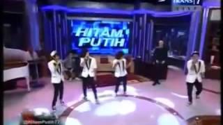 Coboy Junior - Ngaca Dulu Deh @ HITAM PUTIH 30 Juli 2013 (Official Music Video)