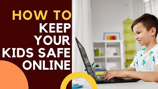 Keep Your Child Safe This School Year// Online Safety