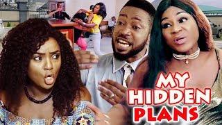 "MY HIDDEN PLANS Season 1&2 ""New Movie Alert"" Chioma Chukwuka ) 2019 Latest Nigerian  Nollywood Movie"