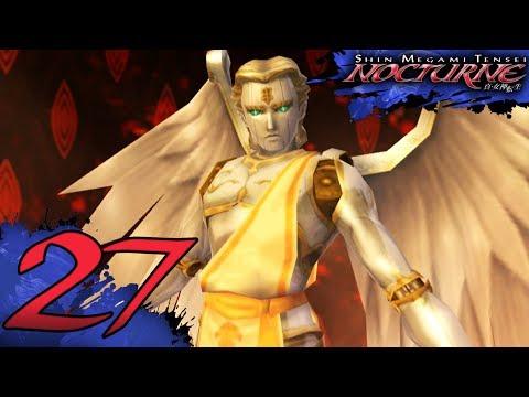 Shin Megami Tensei III: Nocturne - Part 27 - Metatron