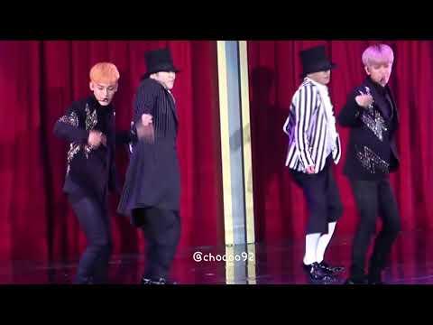 180511 엑소 첸백시 Magical Circus in Yokohama 'Girls problem' Chen Focus