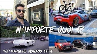 Le Vlog le plus à l'arrache du monde [TOP MARQUES MONACO 2017 EP.4]