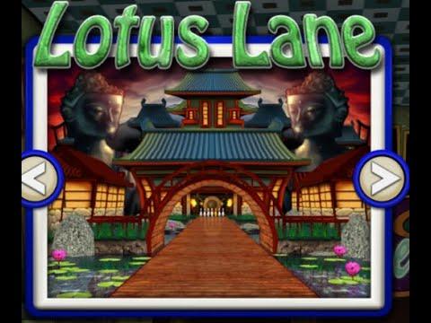 Gutterball Golden Pin Bowling Gameplay (Lotus Lane)