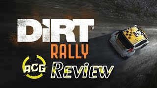 DIRT Rally Review (Video Game Video Review)