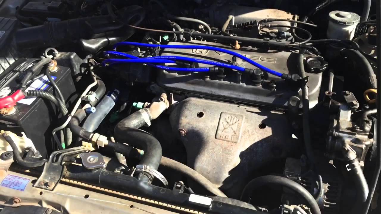 Honda Accord Ex 94 Crank No Start Issue