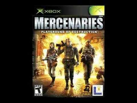 Mercenaries: POD Music- Main Theme