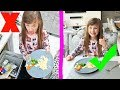 10 LIES Kids Tell Their Parents! Funny video Ava Isla and Olivia