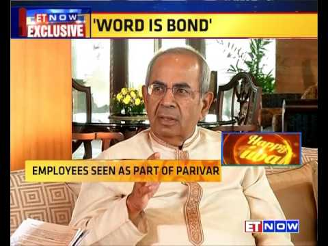 The Hinduja Brothers Talk About Spirituality In Business On ET NOW
