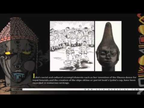 Queen Idia Of Benin Empire