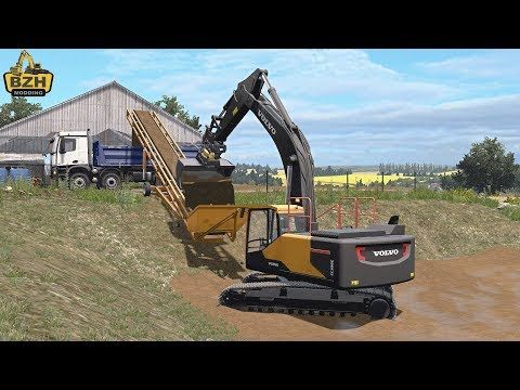 FS17 Travaux Publics | Curage Technique (Fin de chantier)