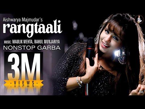 Rangtaali Nonstop Garba 2018 | રંગતાળી |Singer: Aishwarya Majmudar