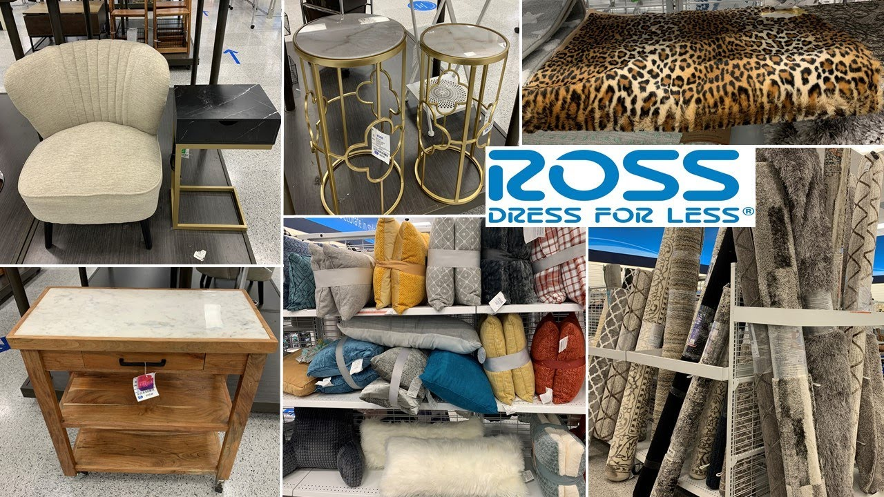 ROSS Furniture & Home Decor | Shop With Me 2020
