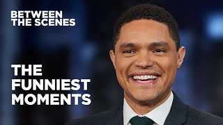 In between The Scenes: The Funniest Minutes|The Daily Program  | NewsBurrow thumbnail