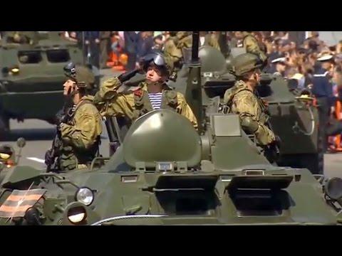 Vladivostok, Russia Victory Parade 2017