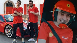 F1 DÜNYA ŞAMPİYONU İLE FERRARI KULLANDIM!! w/ Sebastian Vettel