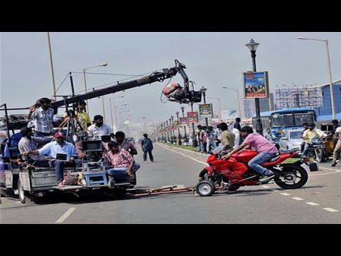 Camera Shooting videos | Telugu Movie Making videos | Film Camera works | Eagle Media Works