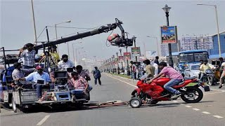 Camera Shooting videos | Telugu Movie Making videos | Film Camera works | Eagle Media Works