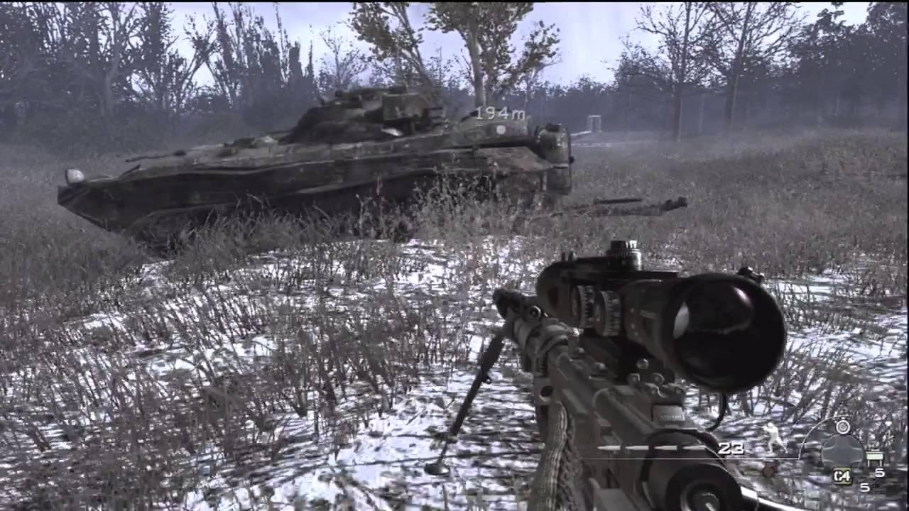 Call Of Duty Modern Warfare 2 Spec Ops Mission Hidden On