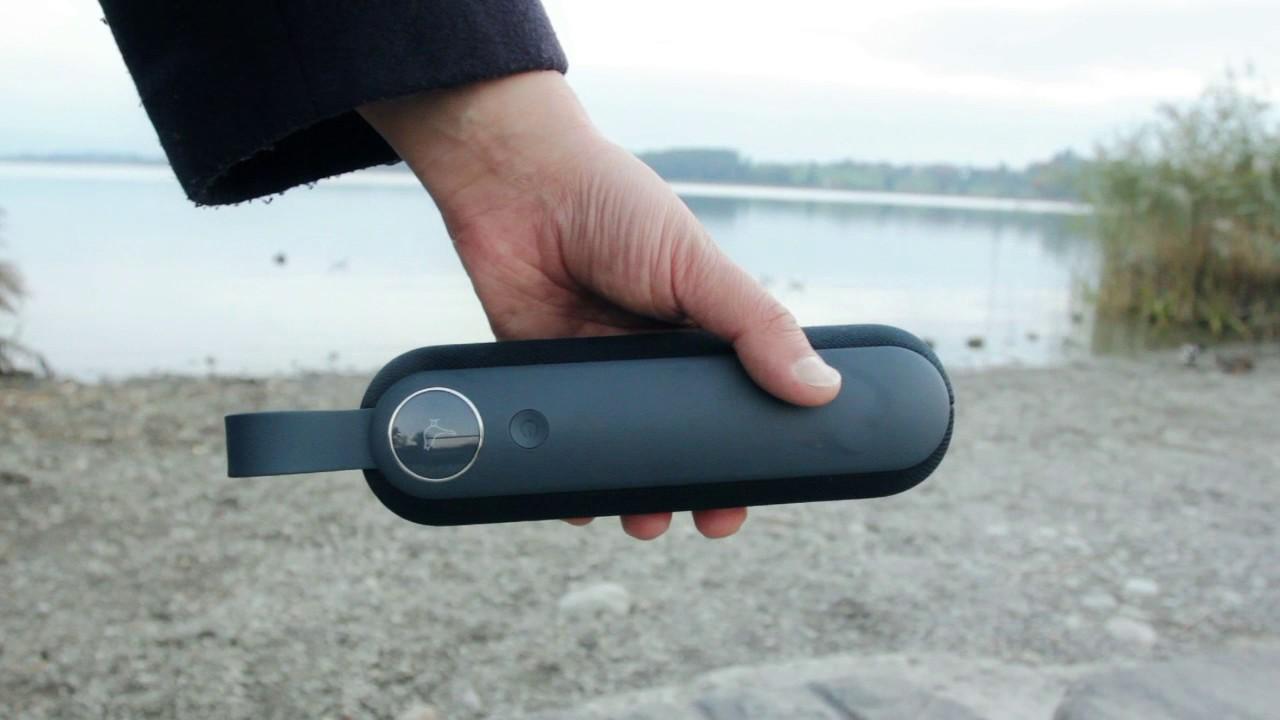 mobile soundanlage libratone too im test youtube