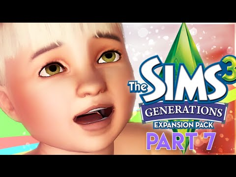 The Sims 3: Generations || Part 7 || Greatest Achievements!