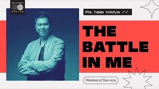 The Battle In Me - Ps Nala Widya | ECC Go Online March 7 2021