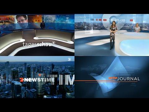 German news openings 2014 (HD)
