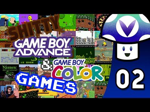 [Vinesauce] Vinny - Shitty GBA & GBC Games (part 2)