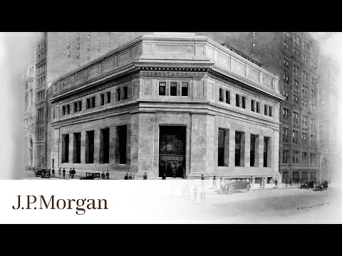The Formation of J.P. Morgan & Co. | A Brief History | J.P. Morgan