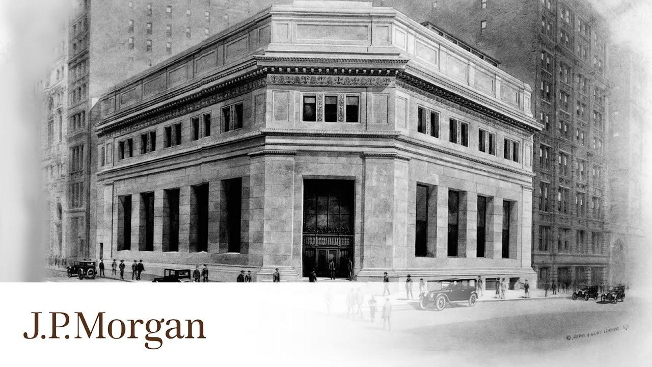 The Formation of J.P. Morgan & Co. | A Brief History | J.P. Morgan ...