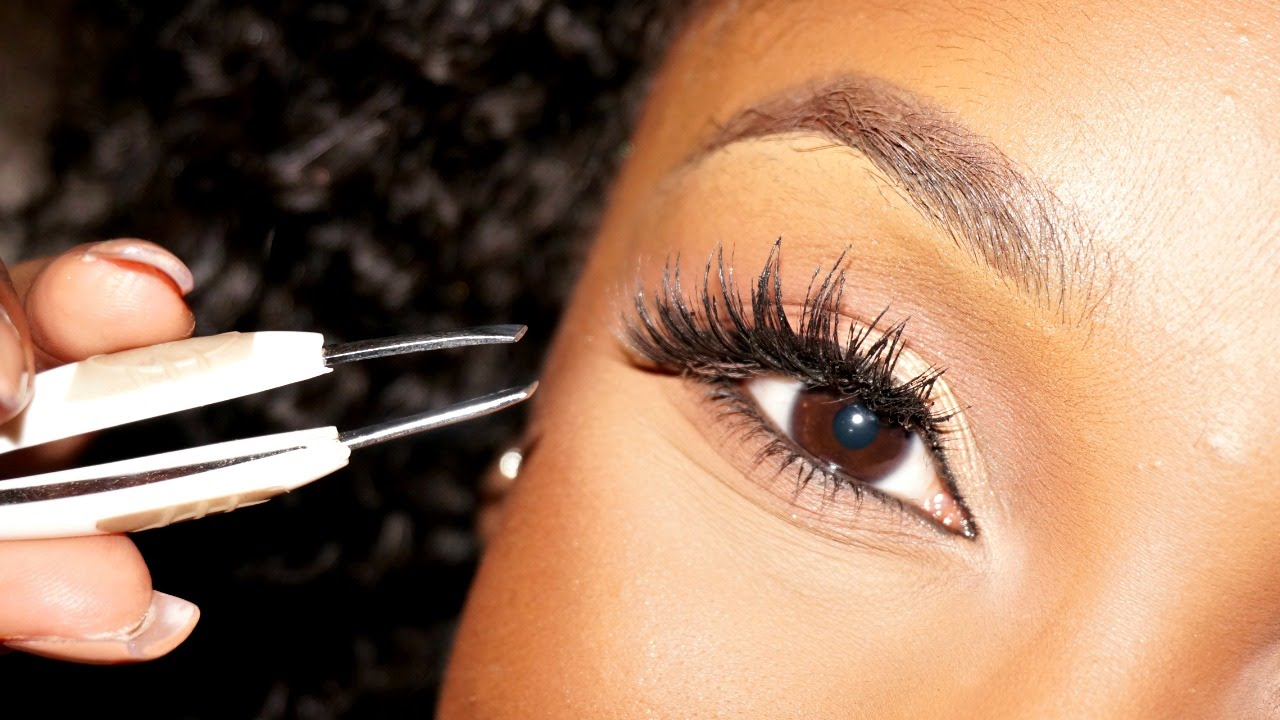Image result for black person eyelashes
