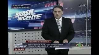 Brasil Urgente Minas 09/07/2015 Bloco 4