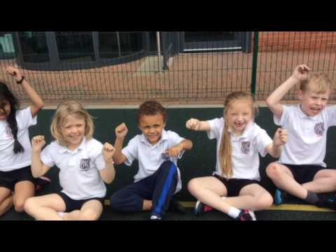 Year One Sports Day