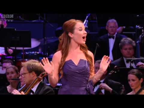 Sierra Boggess singing The Lusty Month of May from BBC Proms 2012  Broadway Sound