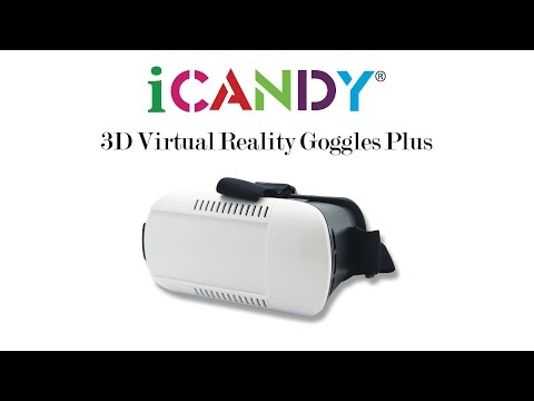 iCANDY Virual Reality Goggles Plus