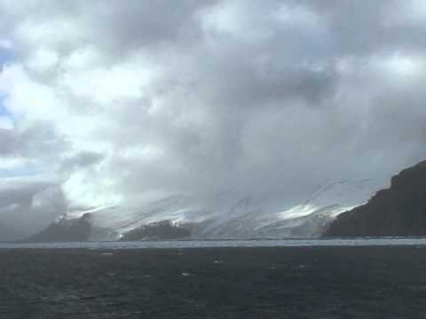 Cook and Thule Islands - South Sandwich Islands.MPG