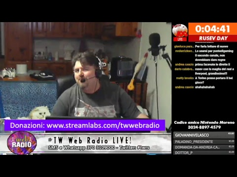 TW Web Radio LIVE - WWE Monday Night Raw & SmackDown Live Post-Show 17/05/2018