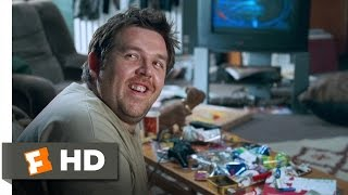 Shaun of the Dead (1/8) Movie CLIP - Roommate Troubles (2004) HD