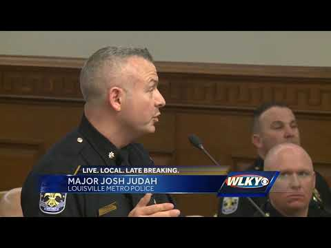 LMPD Chief: Crime in city is down compared to 2016