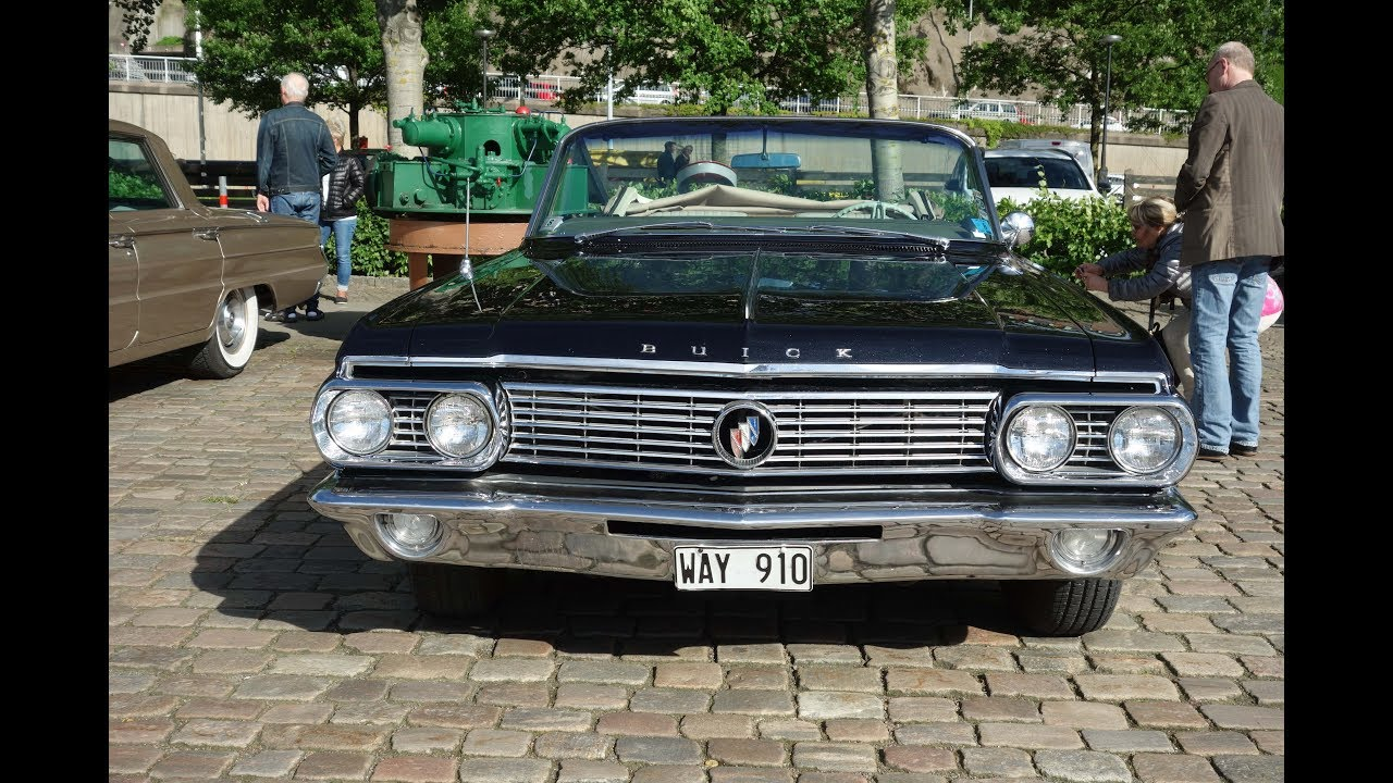 Buick Electra 225 Cab 1963 Youtube