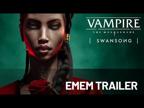 Vampire: The Masquerade - Swansong   Emem Character Trailer