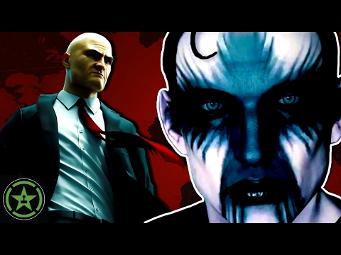 Let's Watch - Hitman Elusive Target: Blackmailer