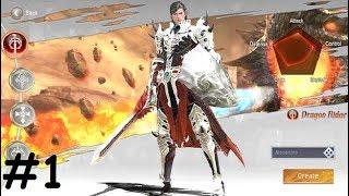 Zilant : Dragon Age #1 Gameplay Первый взгляд Обзор Летсплей (Android,APK) Игра за Dragon Rider