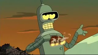 FUTURAMA-Bender We Back, Baby!