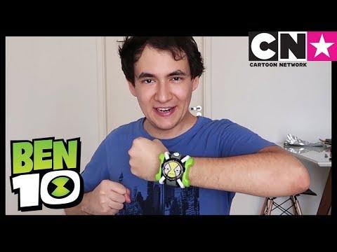 Gabriel Dearo & Alien Choque Rochoso – Desafio de Heróis Ben 10 | Português Brasil | Cartoon Network