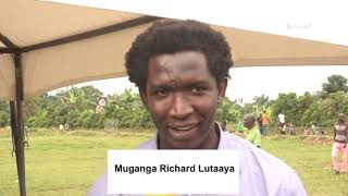 Philly Bongole Lutaaya's son surfaces at World Aids Day 2019-Kayunga