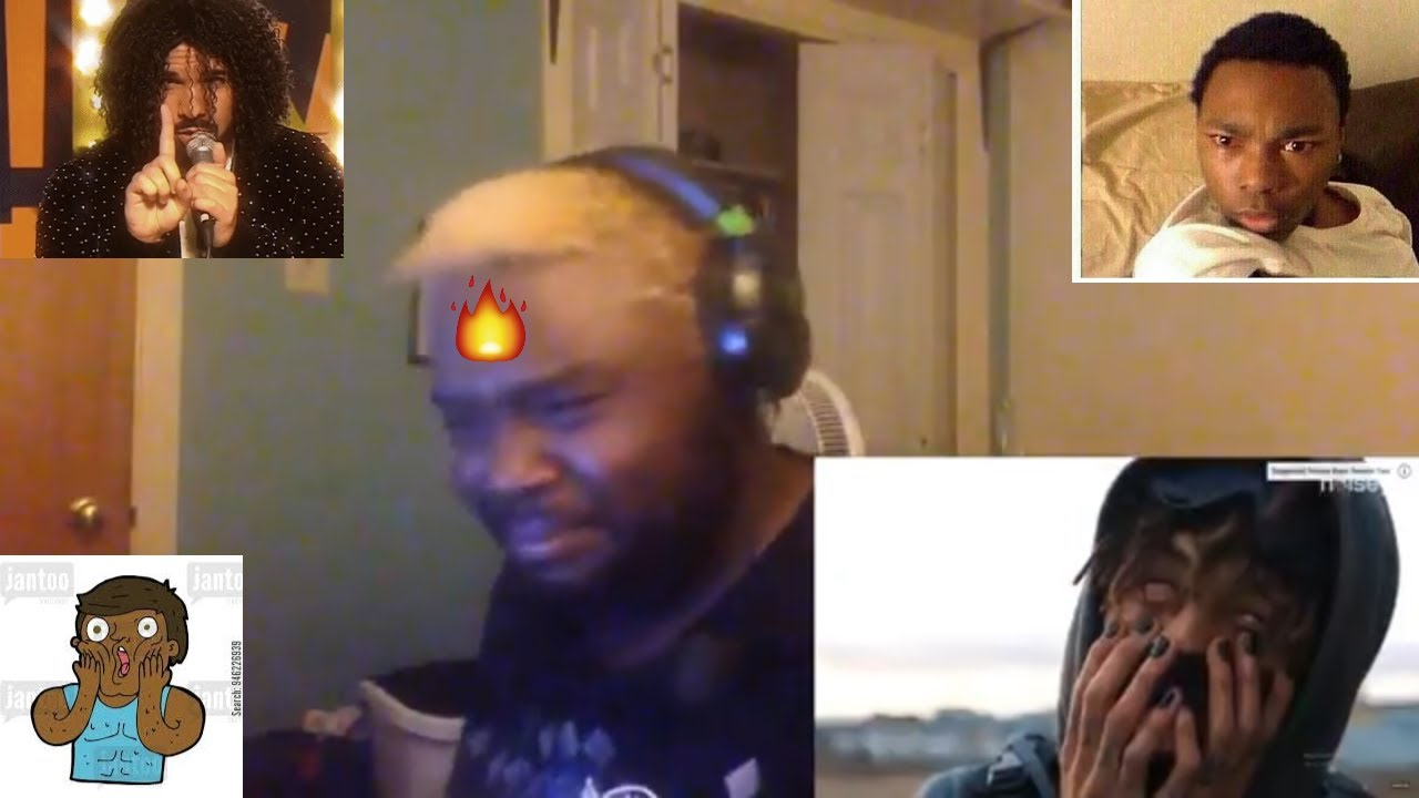 Who the Fxck is SCARLXRD?: Noisey Raps (Reaction) #1
